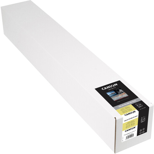 "Canson Infinity Velin Museum Rag (315 gsm, 36"" x 50' Roll)"