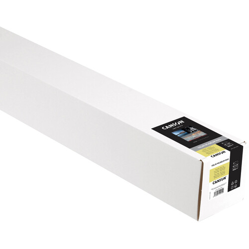 "Canson Infinity Velin Museum Rag (250 gsm, 44"" x 50' Roll)"