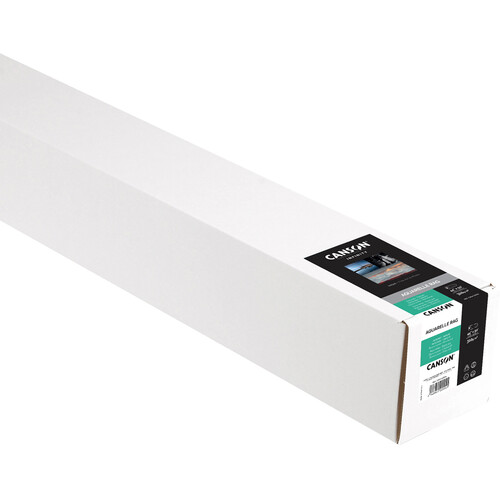 "Canson Infinity Aquarelle Rag (44"" x 50' Roll, 310 gsm)"