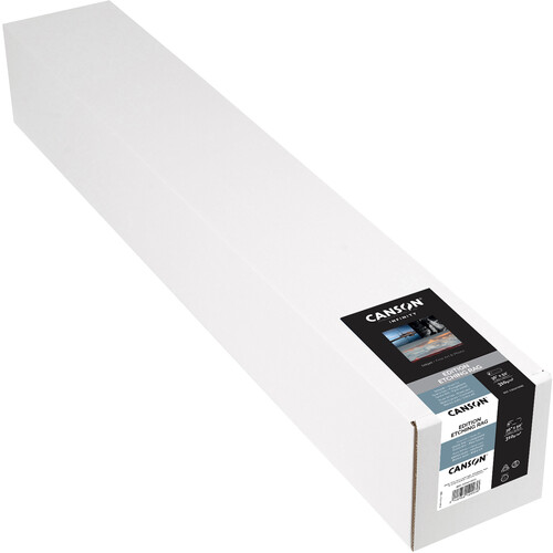 "Canson Infinity Edition Etching Rag 310 gsm Archival Inkjet Paper (36"" x 50' Roll)"
