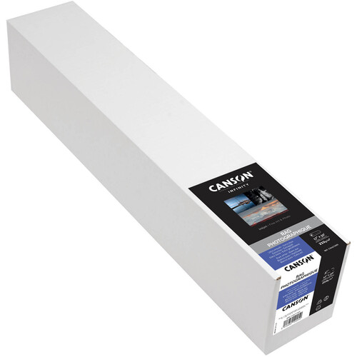 "Canson Infinity Rag Photographique 210 gsm Archival Inkjet Paper (17"" x 50' Roll)"