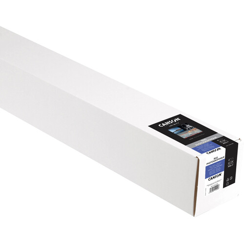 """Canson Infinity Rag Photographique 210 gsm Archival Inkjet Paper (44"""" x 50' Roll)"""