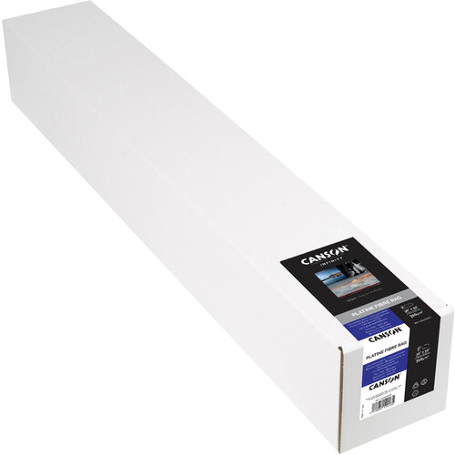 "Canson Infinity Platine Fibre Rag 310 Archival Inkjet Paper (36"" x 50' Roll)"