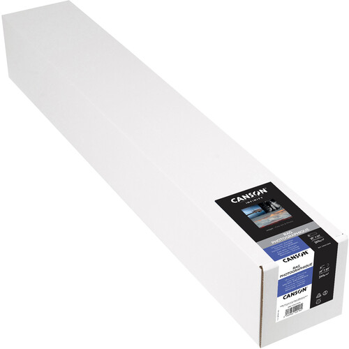 "Canson Infinity Rag Photographique 310 gsm Archival Inkjet Paper (36"" x 50' Roll)"