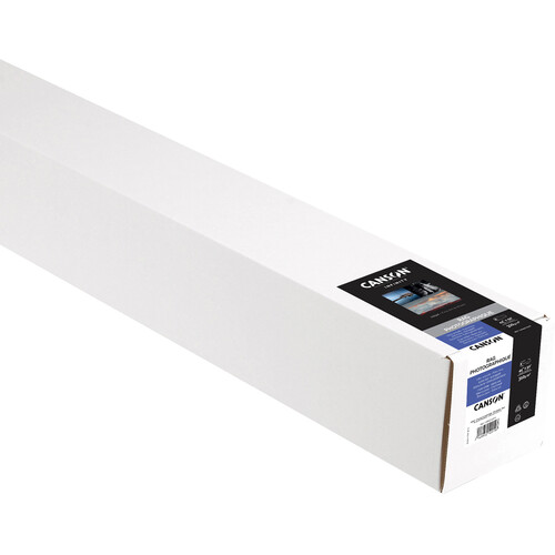 """Canson Infinity Rag Photographique 310 gsm Archival Inkjet Paper (44"""" x 50' Roll)"""