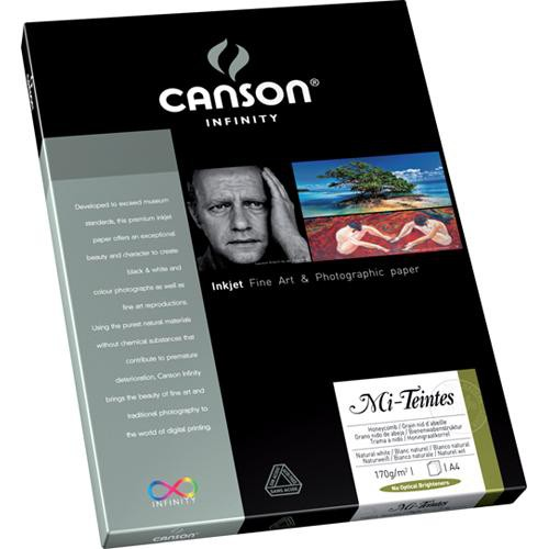 """Canson Infinity Mi-Teintes Paper (170gsm, 8.5 x 11"""", 10 Sheets)"""