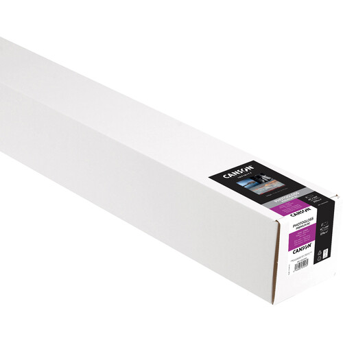 "Canson Infinity PhotoGloss Premium Resin Coated 270 Archival Inkjet Paper (44"" x 100' Roll)"