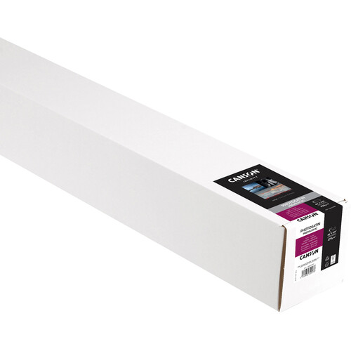 "Canson Infinity PhotoSatin Premium RC 270 Archival Photo Inkjet Paper (44"" x 100' Roll)"