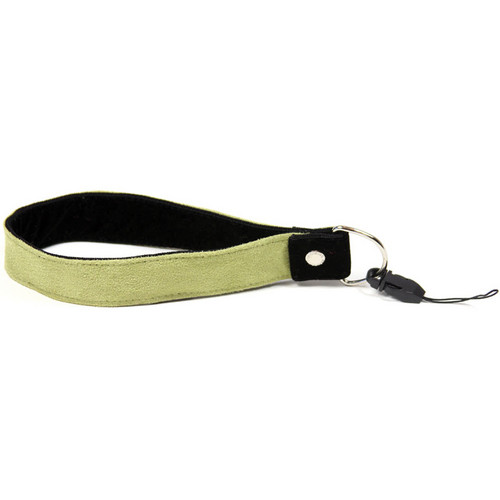 """Capturing Couture Felicity 1"""" Wristlet Point & Shoot Camera Strap (Lime)"""