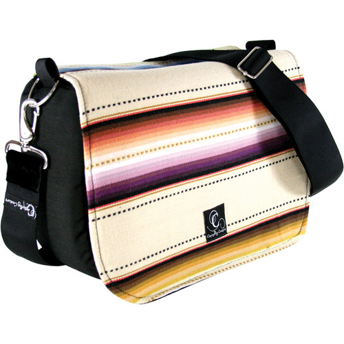 Capturing Couture Navajo Cream Camera Bag