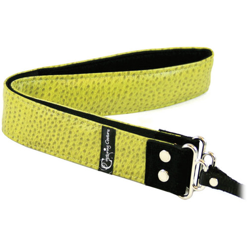 Capturing Couture Animal Collection: Ostrich Kiwi Camera Strap