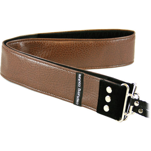 Capturing Couture Male Collection: Soho Extended Camera Strap (Coffee)