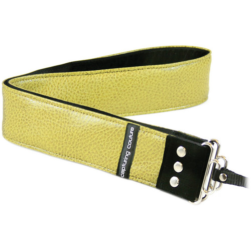 Capturing Couture Male Collection: Soho Extended Camera Strap (Olive)