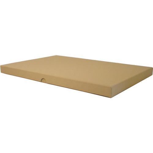 "Cargo Premier Archival Presentation & Storage Box - 13 x 19 x 1""  (Cobblestone)"