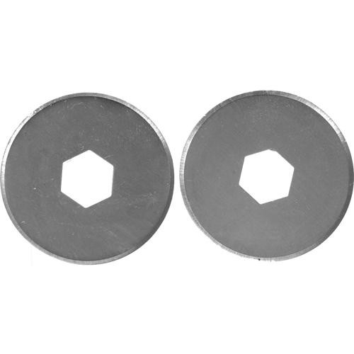Carl #K-28/2 Straight Cut Blade (2 Pieces)