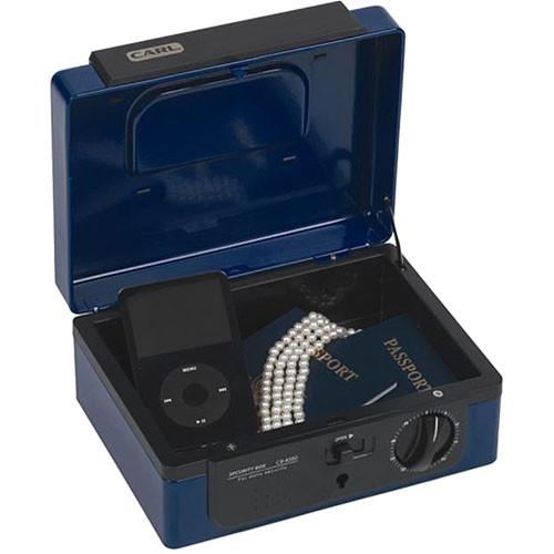Carl Dual Lock Personal Security Box