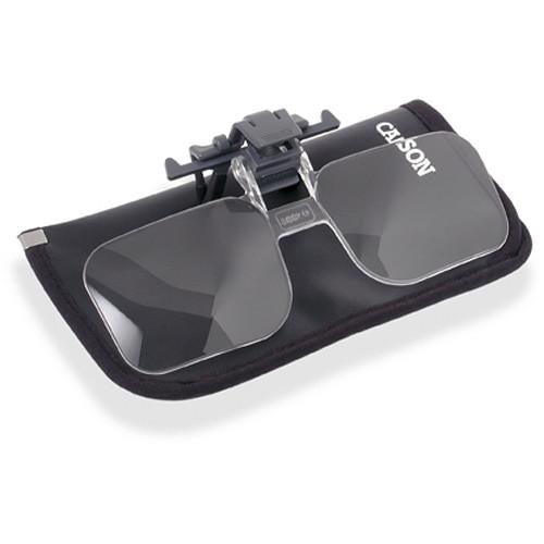 Carson CF-10 1.5x Clip & Flip Magnifying Lenses