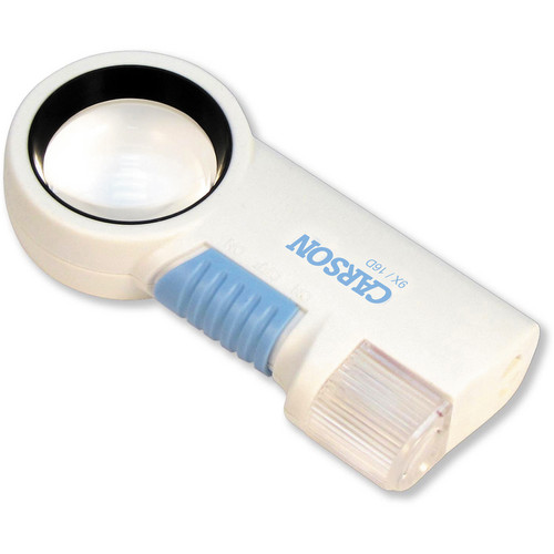 Carson CP-32 9x MagniFlash Magnifier
