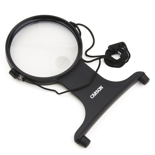 Carson HF-25 2x/3.5x MagniFree Magnifier