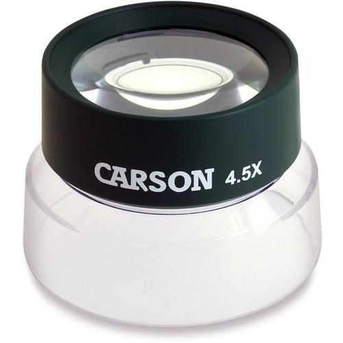Carson HU-55 4.5x BugLoupe (Outdoor Green)