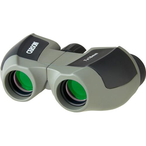Carson 7x18 Mini Scout Binoculars