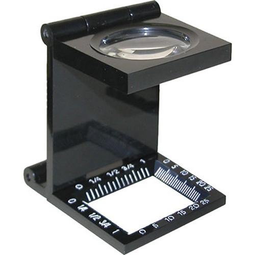 Carson LT-30 5x LinenTest Magnifier