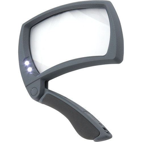 Carson MJ-50 2x Lighted MagniFold Magnifier