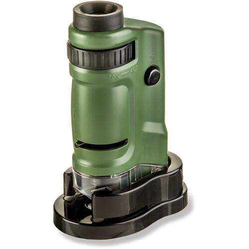 Carson MM-24 MicroBrite Portable Monocular Microscope