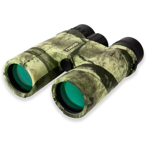 Carson Caribou 10x42 Binocular (Mossy Oak Camouflage)