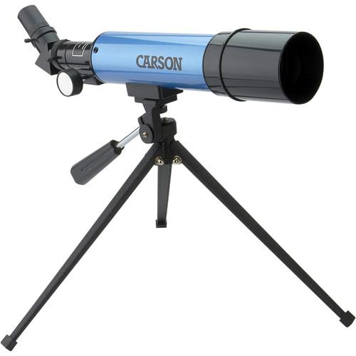 Carson Aim 50mm f/7 Refractor Telescope