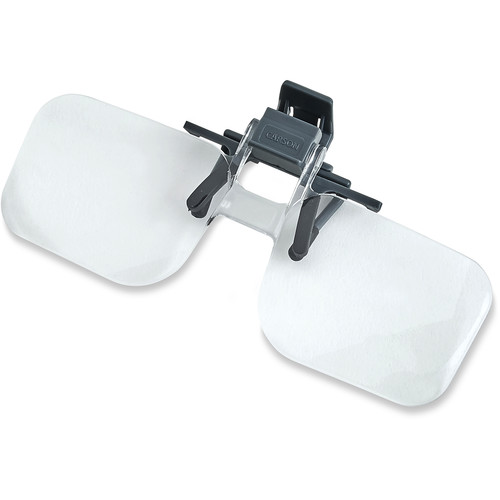 Carson OD-12 1.75x Clip and Flip Magnifier