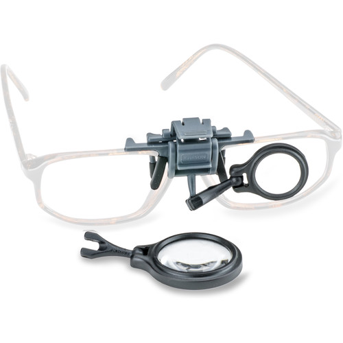 Carson OL-57 5x OcuLens Magnifier with Interchangeable 8x Lens