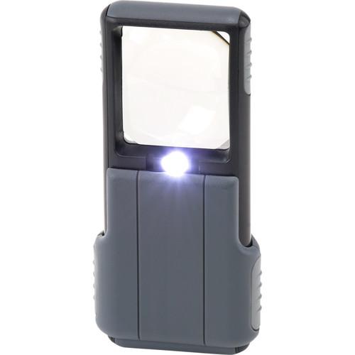 Carson PO-55 5x MiniBrite Pocket Magnifier