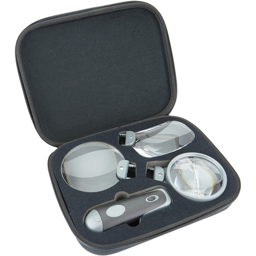 Carson RL-30 3-in-1 Remov-A-Lens Magnifier