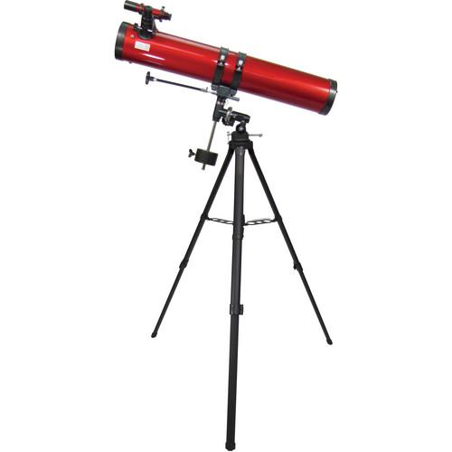 Carson RedPlanet 45-100 x 114mm Newtonian Reflector Telescope