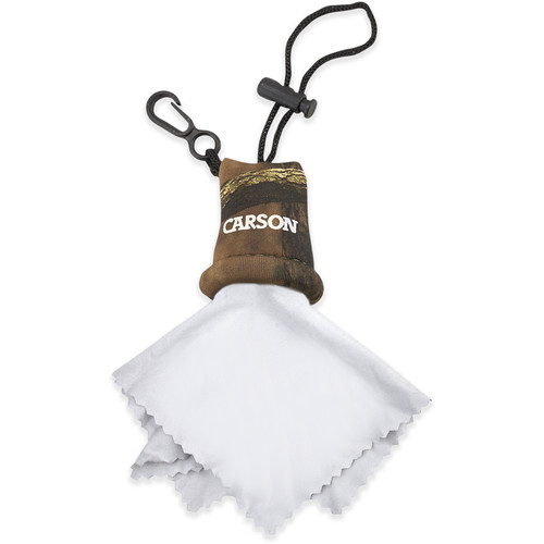 Carson Stuff-it Microfiber Cloth (Mossy Oak)