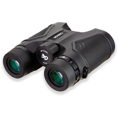 Carson 3D Series TD-832 8x32 TD-832 Binocular