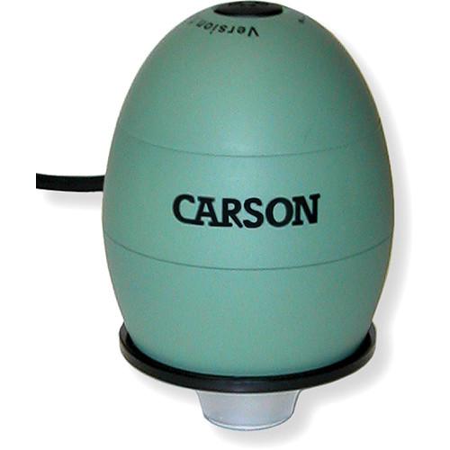 Carson zOrb Digital Microscope (Safari Green)