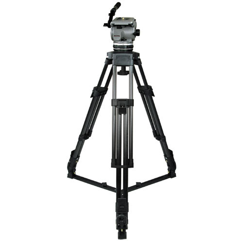 Cartoni D613+ Delta Two Stage Aluminum Tripod System