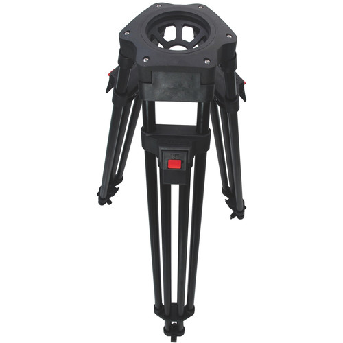 Cartoni H601 Aluminum 1-Stage Heavy Duty EFP Tripod Legs (100mm Bowl)