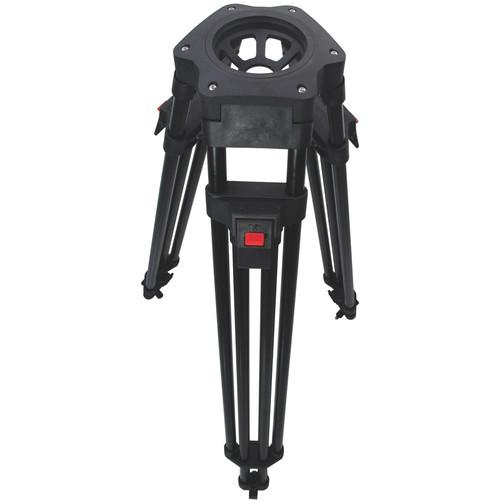 Cartoni H601 Aluminum 1-Stage Heavy Duty EFP Tripod Legs (100mm Bowl)
