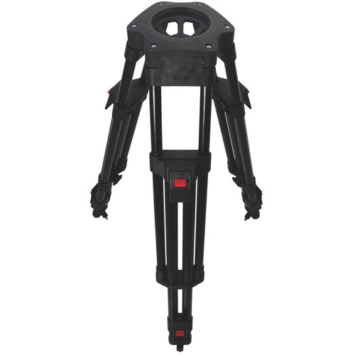 Cartoni H604 Carbon Fiber 2-Stage Heavy Duty EFP Tripod Legs (100mm Bowl)