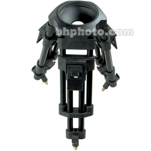 Cartoni L505 Aluminum 1-Stage Baby Tripod Legs (100mm Bowl) - Supports 132 lbs
