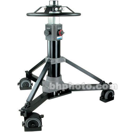 Cartoni P500PW Pedestal with Pneumatic Wheels