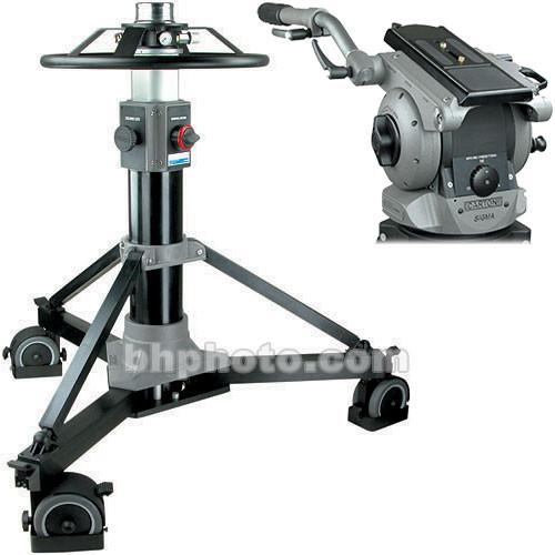 Cartoni P50/P5S01SIGMA Pedestal System