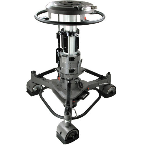 Cartoni P90C61 P-90 Pedestal with C60S Fluid Head