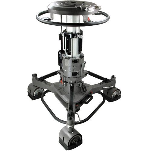 Cartoni P90OM1 P-90 Pedestal with Omega Fluid Head