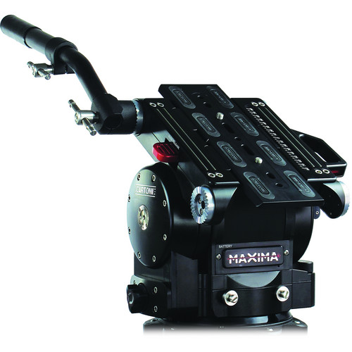 Cartoni Maxima Fluid Action Head for Film AL1F/GS Kit
