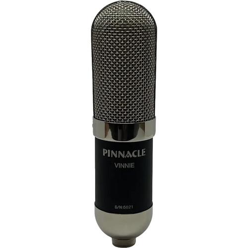 Cascade Microphones Vin-Jet Long-Ribbon Microphone with Lundahl Transformer (Standard)