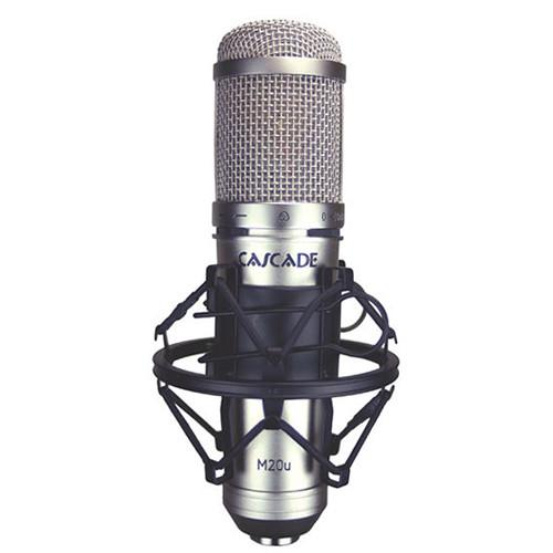 Cascade Microphones M20u Large Diaphragm Condenser Microphone